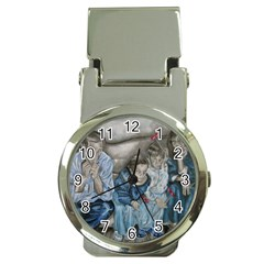 The Nobodies Money Clip Watches by redmaidenart
