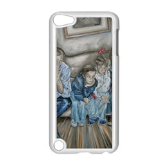 The Nobodies Apple Ipod Touch 5 Case (white) by redmaidenart