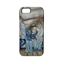 The Nobodies Apple Iphone 5 Classic Hardshell Case (pc+silicone) by redmaidenart