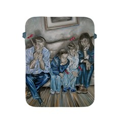The Nobodies Apple Ipad 2/3/4 Protective Soft Cases by redmaidenart