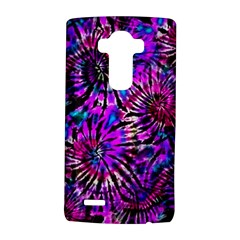 Purple Tie Dye Madness  Lg G4 Hardshell Case by KirstenStar