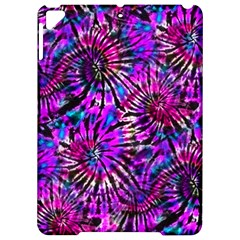 Purple Tie Dye Madness  Apple Ipad Pro 9 7   Hardshell Case by KirstenStar