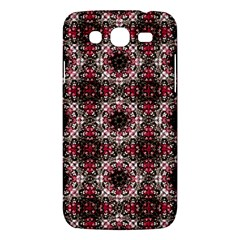 Oriental Ornate Pattern Samsung Galaxy Mega 5 8 I9152 Hardshell Case  by dflcprints