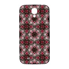 Oriental Ornate Pattern Samsung Galaxy S4 I9500/i9505  Hardshell Back Case by dflcprints