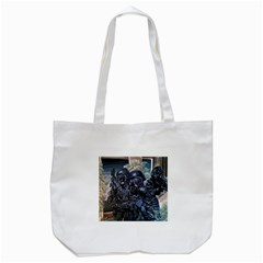 More Pepper Tote Bag (white) by redmaidenart