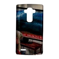 Breaking News Lg G4 Hardshell Case by redmaidenart