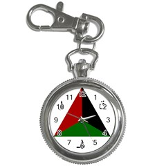 Afghan National Air Force Roundel Key Chain Watches by abbeyz71