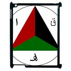 Afghan National Air Force Roundel Apple Ipad 2 Case (black) by abbeyz71