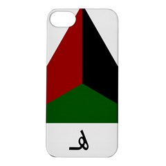 Afghan National Air Force Roundel Apple Iphone 5s/ Se Hardshell Case by abbeyz71
