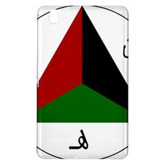 Afghan National Air Force Roundel Samsung Galaxy Tab Pro 8 4 Hardshell Case by abbeyz71