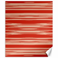 Abstract Linear Minimal Pattern Canvas 20  X 24   by dflcprints