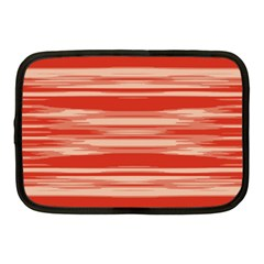 Abstract Linear Minimal Pattern Netbook Case (medium)  by dflcprints