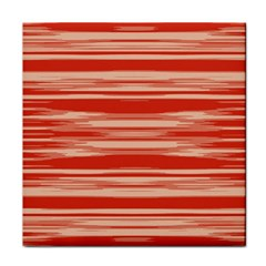 Abstract Linear Minimal Pattern Face Towel by dflcprints