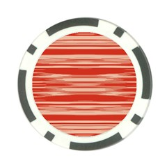 Abstract Linear Minimal Pattern Poker Chip Card Guard (10 Pack) by dflcprints