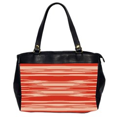 Abstract Linear Minimal Pattern Office Handbags (2 Sides)  by dflcprints