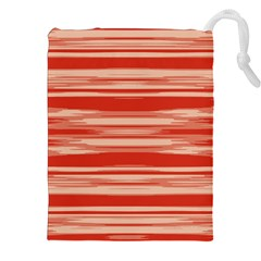 Abstract Linear Minimal Pattern Drawstring Pouches (xxl) by dflcprints