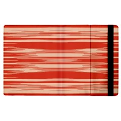 Abstract Linear Minimal Pattern Apple Ipad Pro 9 7   Flip Case by dflcprints
