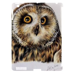 Owl Gifts Apple Ipad 3/4 Hardshell Case (compatible With Smart Cover) by ArtByThree