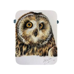 Owl Gifts Apple Ipad 2/3/4 Protective Soft Case by ArtByThree