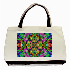 Pattern 854 Basic Tote Bag (two Sides)