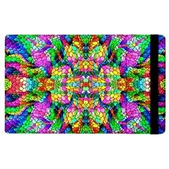 Pattern 854 Apple Ipad 2 Flip Case by ArtworkByPatrick