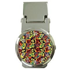 Pattern 3 Money Clip Watches