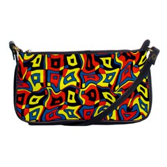 Pattern 3 Shoulder Clutch Bags