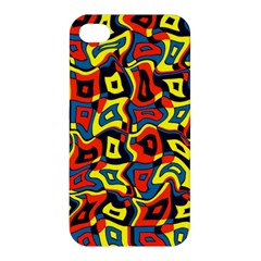Pattern 3 Apple Iphone 4/4s Hardshell Case
