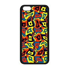 Pattern 3 Apple Iphone 5c Seamless Case (black)