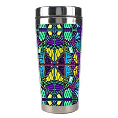 P 841 Stainless Steel Travel Tumblers by ArtworkByPatrick