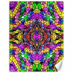 Pattern 807 Canvas 12  X 16