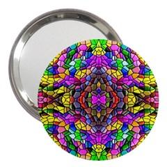 Pattern 807 3  Handbag Mirrors