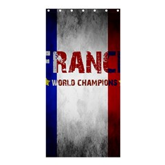 Football World Cup Shower Curtain 36  X 72  (stall)  by Valentinaart