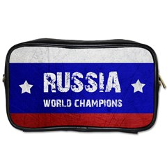 Football World Cup Toiletries Bags 2 Side by Valentinaart