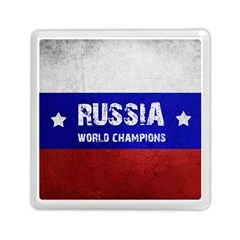 Football World Cup Memory Card Reader (square)  by Valentinaart