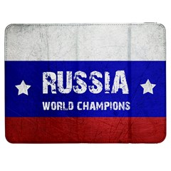 Football World Cup Samsung Galaxy Tab 7  P1000 Flip Case by Valentinaart