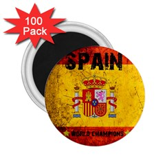 Football World Cup 2 25  Magnets (100 Pack)  by Valentinaart