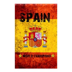 Football World Cup Shower Curtain 48  X 72  (small)  by Valentinaart