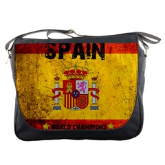 Football World Cup Messenger Bags by Valentinaart