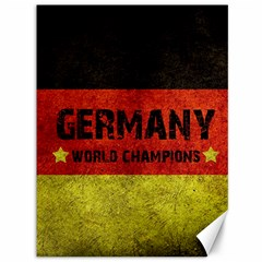 Football World Cup Canvas 36  X 48   by Valentinaart