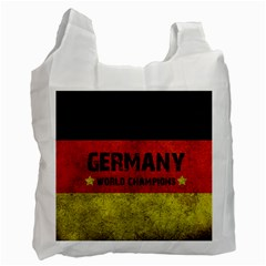 Football World Cup Recycle Bag (one Side) by Valentinaart