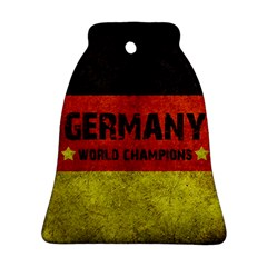 Football World Cup Bell Ornament (two Sides) by Valentinaart