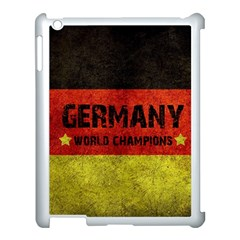 Football World Cup Apple Ipad 3/4 Case (white) by Valentinaart