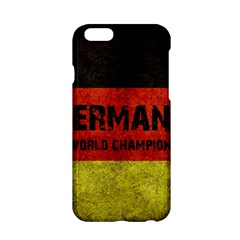 Football World Cup Apple Iphone 6/6s Hardshell Case by Valentinaart