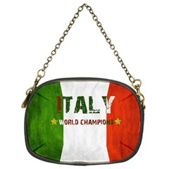 Football World Cup Chain Purses (one Side)  by Valentinaart