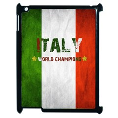 Football World Cup Apple Ipad 2 Case (black) by Valentinaart