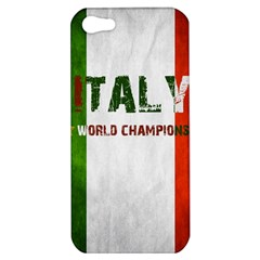 Football World Cup Apple Iphone 5 Hardshell Case by Valentinaart