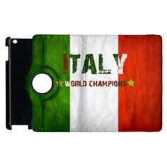 Football World Cup Apple Ipad 3/4 Flip 360 Case by Valentinaart