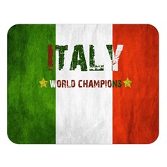 Football World Cup Double Sided Flano Blanket (large)  by Valentinaart