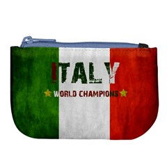 Football World Cup Large Coin Purse by Valentinaart